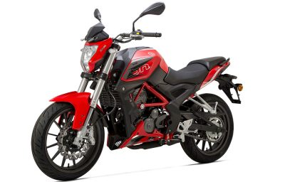 Benelli Madrid | Motos y accesorios | BENELLI 251 ABS