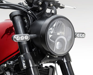 Benelli Madrid | LEONCINO 502 ABS