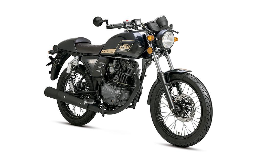 Benelli Madrid | Motos y accesorios | CAFE RACER 152