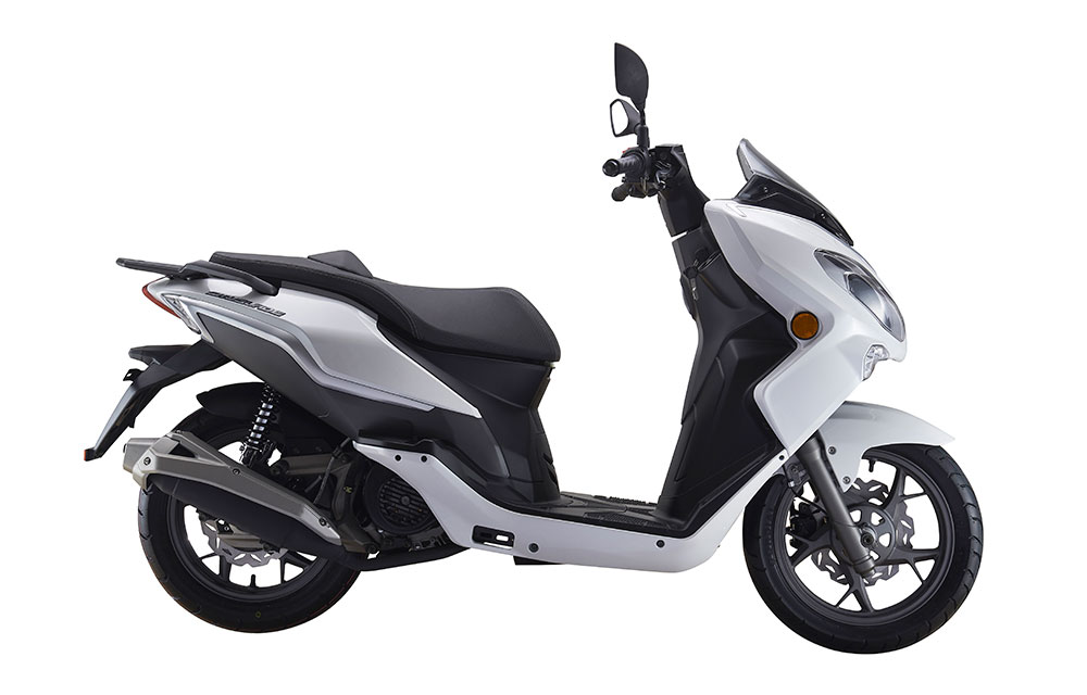 Benelli Madrid | Motos y accesorios | CITYBLADE 125 CBS