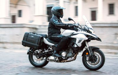 Benelli Madrid | TRK 502 ABS